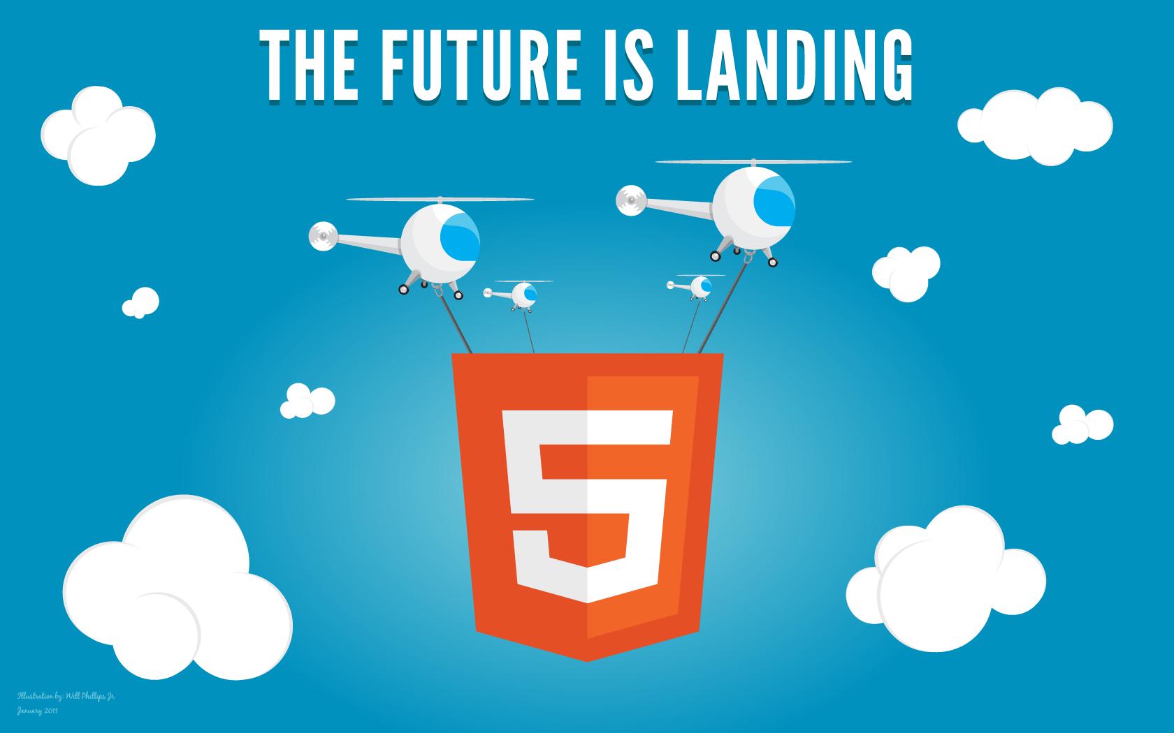 HTML5 Viitor